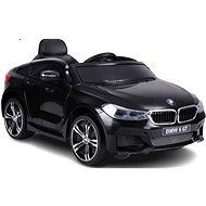 BMW 6GT, čierne - Detské elektrické auto
