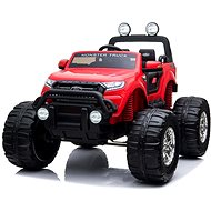 Ford Ranger Monster Truck 4×4, červené - Detské elektrické auto