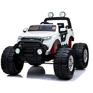 Ford Ranger Monster Truck 4 × 4, biely