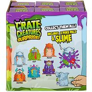 Crate Creatures Surprise Vracajúci kamoš (Barf Buddies)
