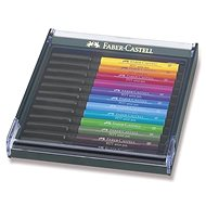 Faber-Castell Pitt Artist Pen Brush, 12 farieb - Popisovač