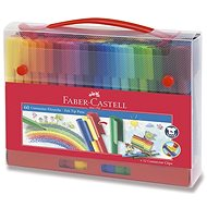 Faber-Castell popisovače Connector, 60 farieb - Fixky