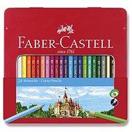 Faber-Castell, 24 farieb - Pastelky