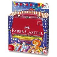 Faber-Castell Jumbo Grip, 18 farieb - Pastelky