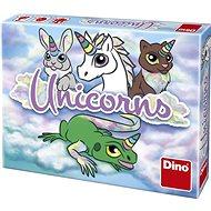 Dino Unicorns  - Kartová hra
