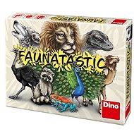 Dino Faunatastic - Kartová hra