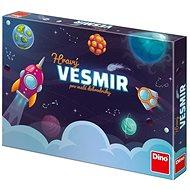 Dino Hravý vesmír - Dosková hra