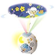 Vtech Projektor s uspávankami a barančekmi na oblohe - Detský projektor