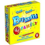 Tick Tack Bumm Family HU - Rodinná hra