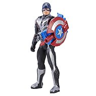 Avengers Titan Hero Power FX Kapitán Amerika 30 cm figúrka - Figúrka