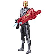 Avengers Titan Hero Power FX Iron Man 30 cm figúrka - Figúrka