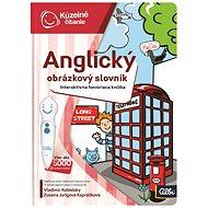 Kúzelné Čítanie – Anglický Obrázkový Slovník SK - Kniha pre deti