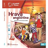 Kúzelné Čítanie – Kniha Hravá Angličtina SK - Kniha pre deti