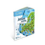 Kúzelné Čítanie – Kniha Atlas Sveta SK - Kniha pre deti