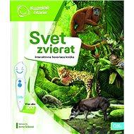 Kúzelné Čítanie – Kniha Svet Zvierat SK - Kniha pre deti