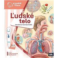 Kúzelné Čítanie – Kniha Ľudské Telo SK - Kniha pre deti