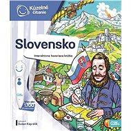 Kúzelné Čitanie - Kniha SlovenSKo SK - Kniha pre deti