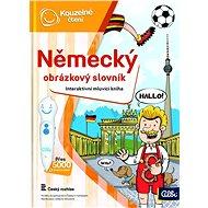 Kúzelné Čítanie – Nemecký Obrázkový Slovník SK - Kniha pre deti