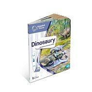 Kúzelné Čítanie – Kniha Dinosaury SK - Kniha pre deti