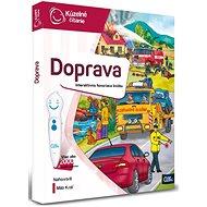Kúzelné Čítanie – Kniha Doprava SK - Kniha pre deti