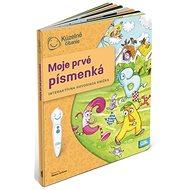 Kúzelné Čítanie – Kniha Moje Prvé Písmenká SK - Kniha pre deti