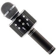 Karaoke mikrofon Eljet Globe Black - Mikrofón