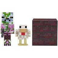 Minecraft Pigman Jockey
