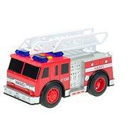 Auto hasiči na zotrvačník - Auto
