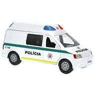 Auto slovenská policie