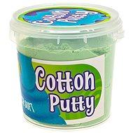 Cotton putty tmavě zelená