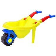 Fúrik žltý - Detský záhradný fúrik