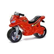 Motorka červené - Odrážadlo