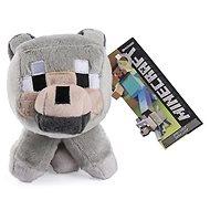 Minecraft Baby Wolf - Plyšová hračka
