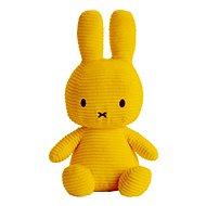 Miffy Sitting Corduroy Yellow