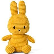 Miffy Corduroy Yellow - Plyšová hračka