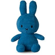 Miffy Corduroy Aviator Blue - Plyšová hračka