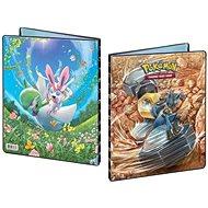 Pokémon: SM10 Unbroken Bonds – A4 album na 180 kariet