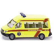 Siku Ambulancia pohotovosť CZ