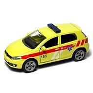 Siku Ambulancia osobné auto CZ - Auto