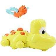 Krokodíl stlač a choď - Interaktívna hračka