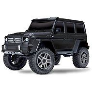 Traxxas TRX-4 Mercedes G500 1 : 10 TQi RTR čierny