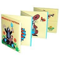 Rozkladacia knižka Krtko - Kniha pre deti