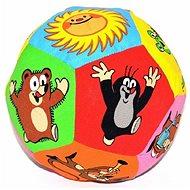 Textilní míček Krteček
