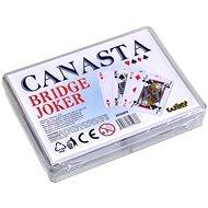 Karty Canasta - Kartová hra