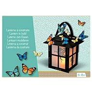 Avenue Mandarine Lucerna s motýlikmi - Kreatívna súprava