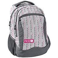 Paso Arrows – Light grey - Školský batoh