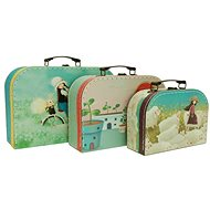Kori Kumi Nesting Suitcase Set - Kufrík