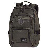 Coolpack Camo Olive green - Školský batoh