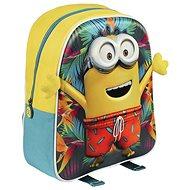 Minions 2 3D Bag - Detský ruksak
