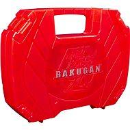 Bakugan Zberateľský kufrík – červený - Herná sada